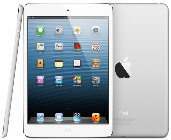 Apple iPad Mini 64Gb Wi-fi+4G(White)