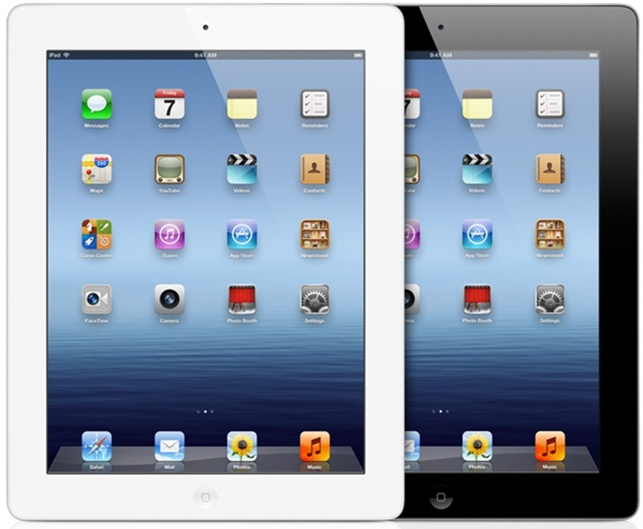 Apple iPad 4 16Gb Wi-fi + 4G (Black)