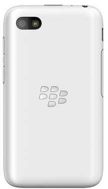BlackBerry Q5 3G (White)