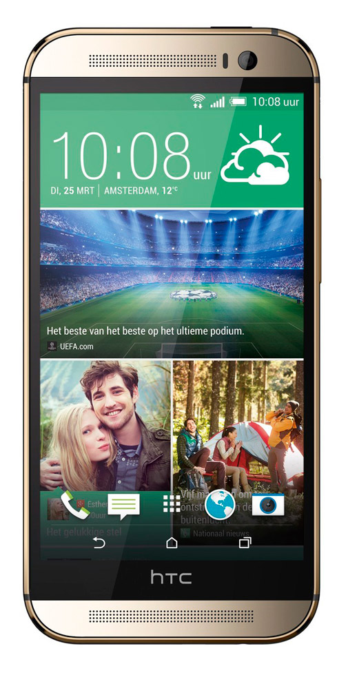 HTC One M8 16Gb (Gold)