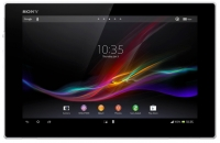 Sony Xperia Tablet Z LTE  (Black)