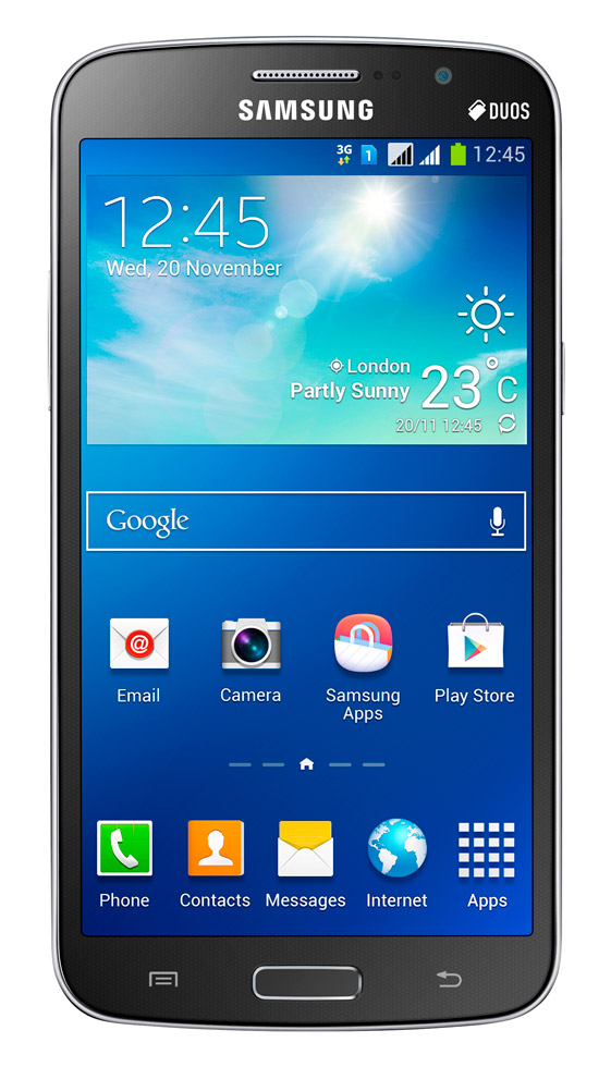 Samsung Galaxy Grand 2 (Black)