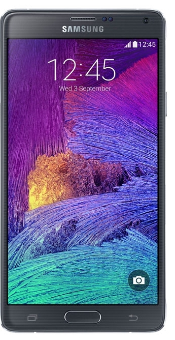 Samsung Galaxy Note 4 SM-N910 (Black)