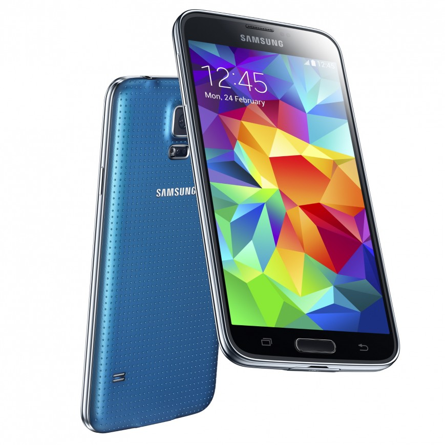 Samsung Galaxy S5 16Gb (Blue)